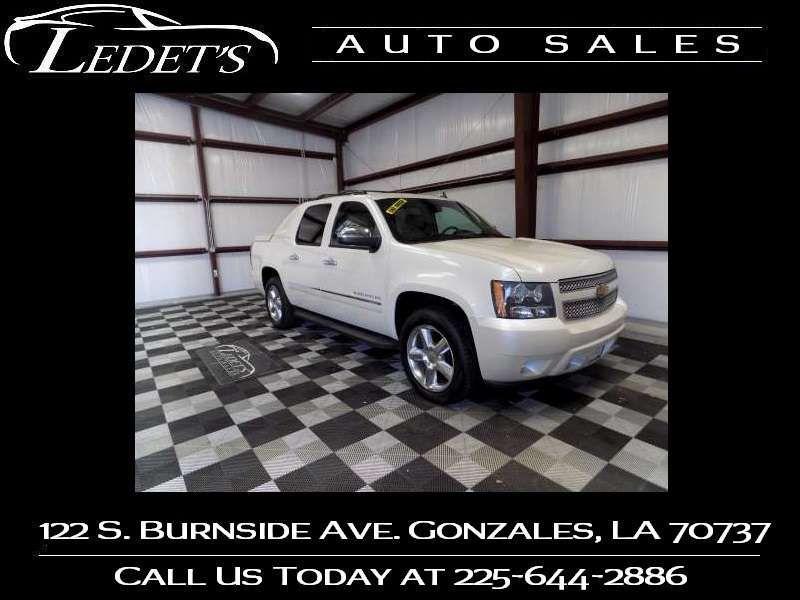 2012 Chevrolet Avalanche LTZ - Ledet's Auto Sales Gonzales_state_zip in Gonzales Louisiana
