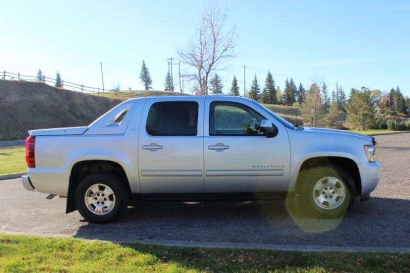 2012 Chevrolet Avalanche LT  city MT  Bleskin Motor Company   in Great Falls, MT