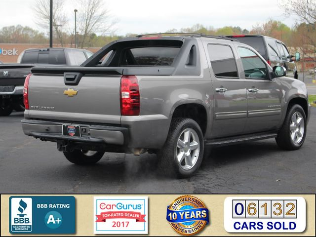 2012 Chevrolet Avalanche LS RWD - ALL STAR EDITION - LEATHER! Mooresville , NC 2
