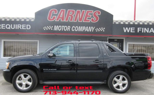 2012 Chevrolet Avalanche LT south houston, TX
