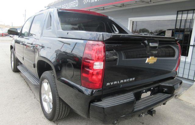 2012 Chevrolet Avalanche LT south houston, TX 2