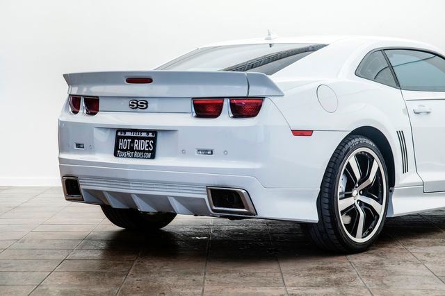 2012 Chevrolet Camaro SS 2SS With Upgrades in Addison, TX 75001