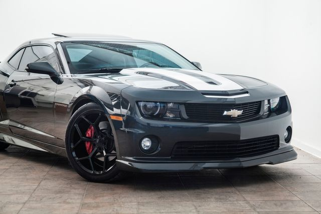 2012 Chevrolet Camaro SS Synergy Series With Many Upgrades in Addison, TX 75001