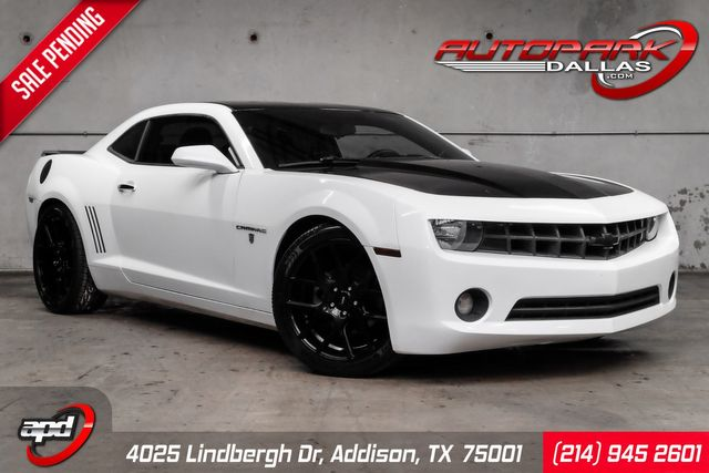 2012 Chevrolet Camaro 2LS in Addison, TX 75001