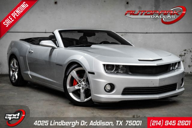 2012 Chevrolet Camaro 1SS Supercharged