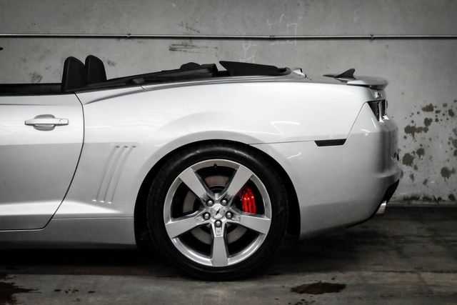 2012 Chevrolet Camaro 1SS Supercharged in Addison, TX 75001
