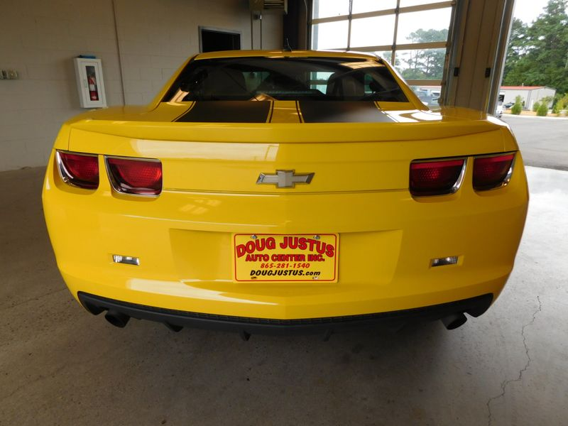 2012 Chevrolet Camaro 1LT  city TN  Doug Justus Auto Center Inc  in Airport Motor Mile ( Metro Knoxville ), TN
