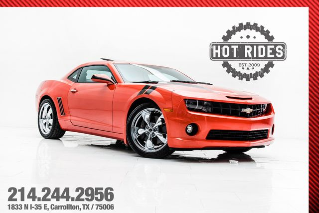 2012 Chevrolet Camaro SS 2SS With Upgrades