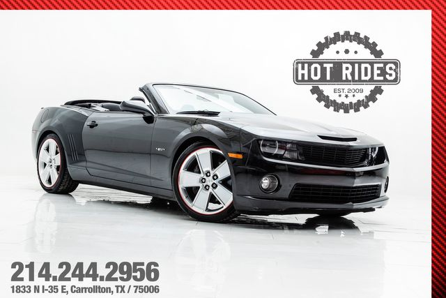 2012 Chevrolet Camaro SS 45th Anniversary Convertible in , TX 75006