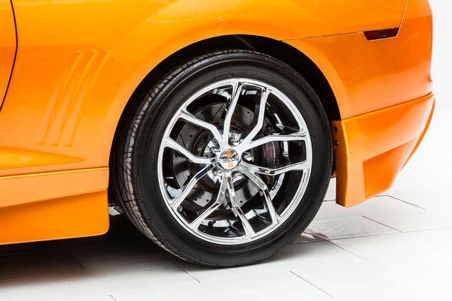 2012 Chevrolet Camaro SS Show Car Design by Foose in Carrollton, TX 75006