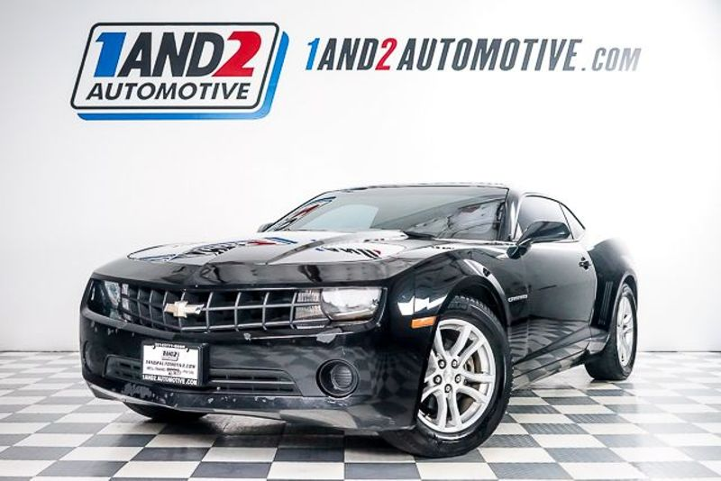 2012 Chevrolet Camaro 2ls Dallas Tx 75229