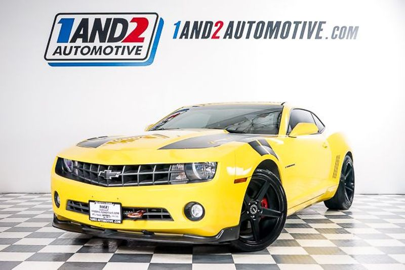 2012 Chevrolet Camaro 2LT in Dallas TX