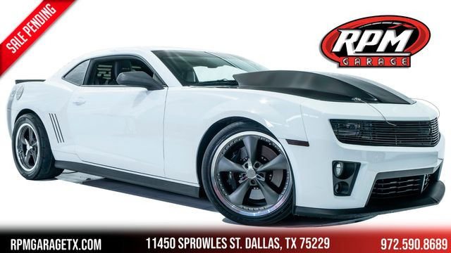 2012 Chevrolet Camaro ZL1 750hp+ with Many Upgrades in Dallas, TX 75229