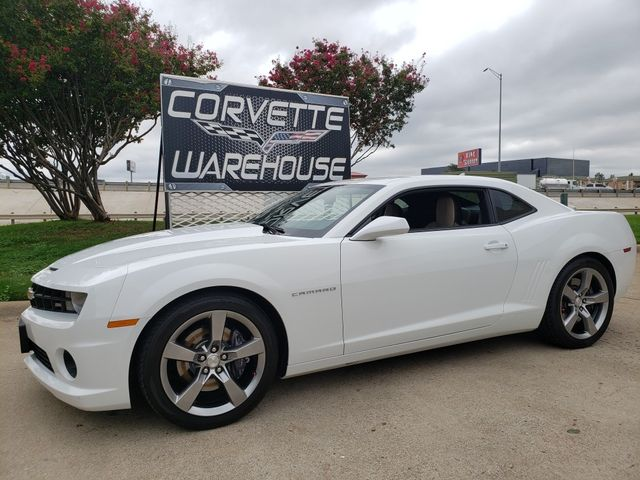 2012 Chevrolet Camaro 2SS Automatic, CD Player, Polished Wheels Only 65k in Dallas, Texas 75220