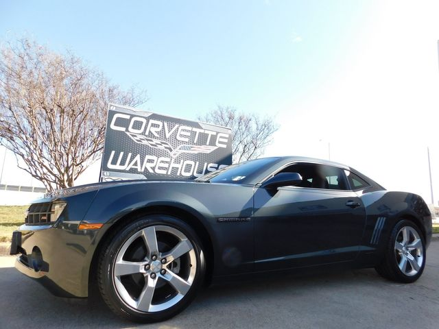2012 Chevrolet Camaro Coupe 2LT, Sunroof, Auto, CD Player, Alloys 72k