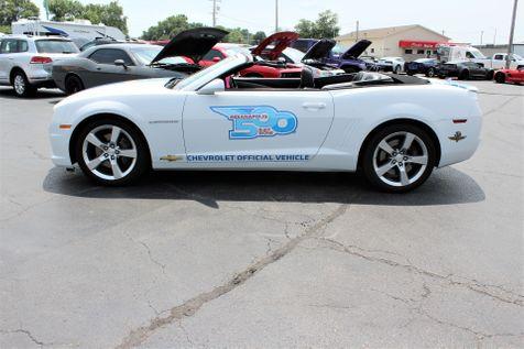2012 Chevrolet Camaro 2SS Indy 500 Festival Car #21 | Granite City, Illinois | MasterCars Company Inc. in Granite City, Illinois