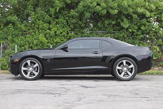 2012 Chevrolet Camaro 2LT Hollywood, Florida 9