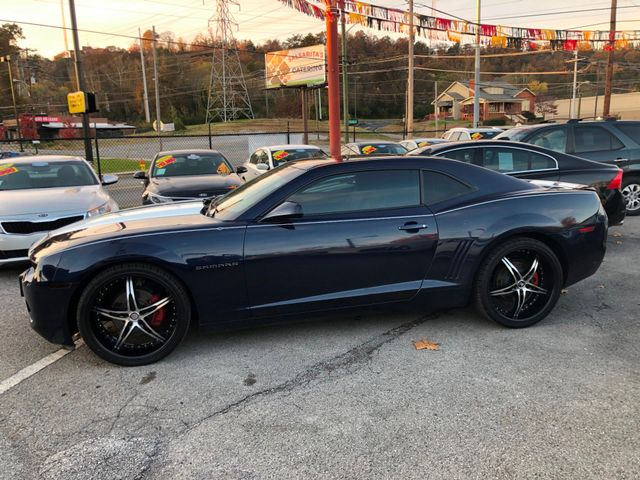 2012 Chevrolet Camaro 1LT Knoxville , Tennessee 8