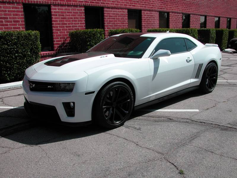 2012 Chevrolet Camaro ZL1 Mint! One Owner, California Car, Only 5500 Miles, in , California