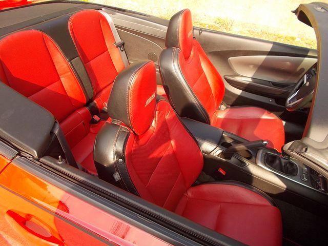 2012 Chevrolet Camaro 2SS Manchester, NH 10