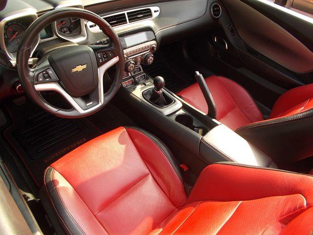 2012 Chevrolet Camaro 2SS Manchester, NH 12