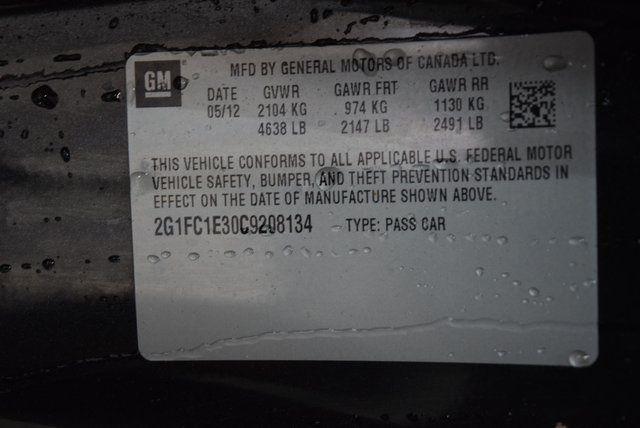 2012 Chevrolet Camaro 2LT in McKinney Texas, 75070