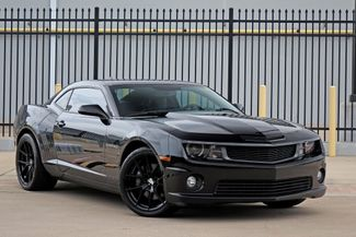 2012 Chevrolet Camaro 2SS*Sunroof*Leather*Manual*Modified Engine w Cam* | Plano, TX | Carrick's Autos in Plano TX