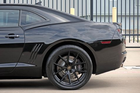 2012 Chevrolet Camaro 2SS*Sunroof*Leather*Manual*Modified Engine w Cam*   Plano, TX   Carrick's Autos in Plano, TX