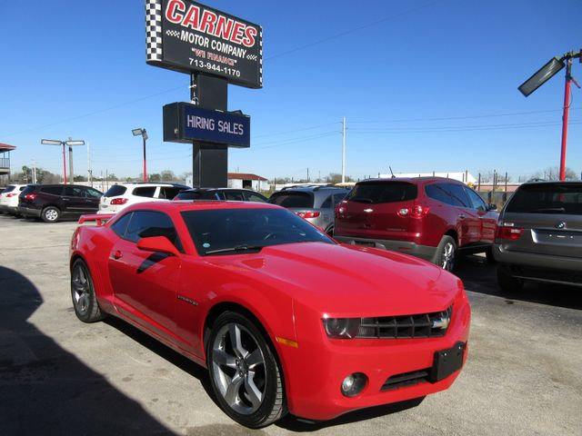 2012 Chevrolet Camaro, PRICE SHOWN IS THE DOWN PAYMENT south houston, TX 4