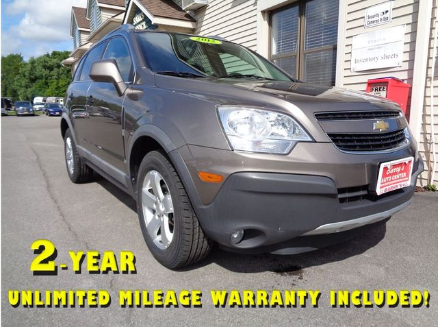 2012 Chevrolet Captiva Sport Fleet LS w/2LS in Brockport NY, 14420