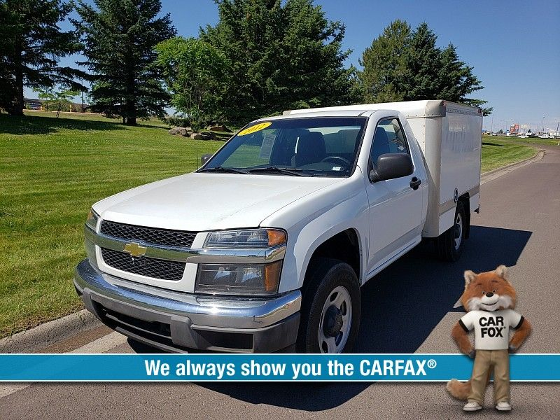 2012 Chevrolet Colorado 4WD Reg Cab Work Truck  city MT  Bleskin Motor Company   in Great Falls, MT
