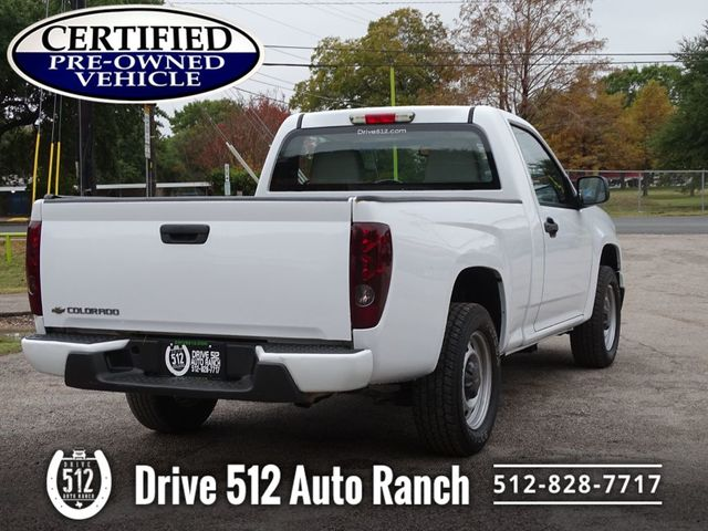 2012 Chevrolet Colorado Work Truck in Austin, TX 78745