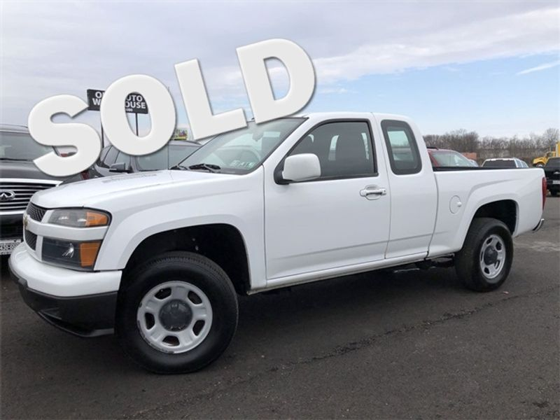 2012 Chevrolet Colorado Work Truck 4x4 52K LOW MILES 1-Own Cln Carfax W... | Canton, Ohio | Ohio Auto Warehouse LLC in Canton Ohio