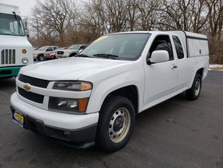 2012 Chevrolet Colorado Work Truck | Champaign, Illinois | The Auto Mall of Champaign in Champaign Illinois
