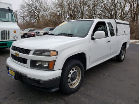 2012 Chevrolet Colorado Work Truck | Champaign, Illinois | The Auto Mall of Champaign in Champaign, Illinois