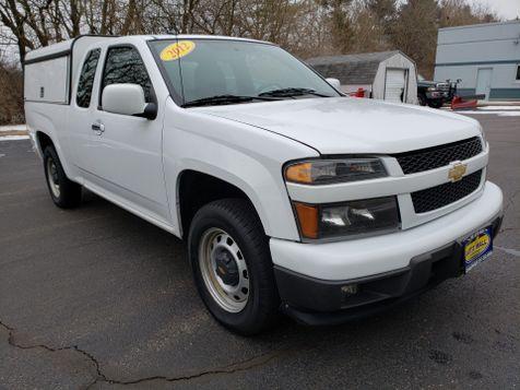 2012 Chevrolet Colorado Work Truck | Champaign, Illinois | The Auto Mall of Champaign in Champaign, Illinois