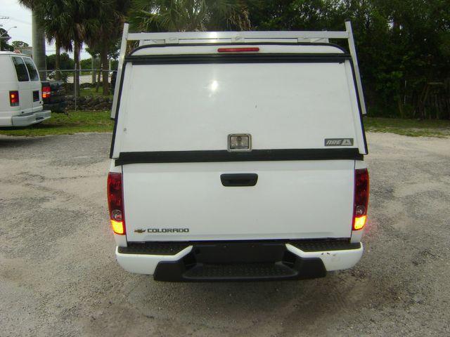 2012 Chevrolet Colorado Work Truck in Fort Pierce, FL 34982