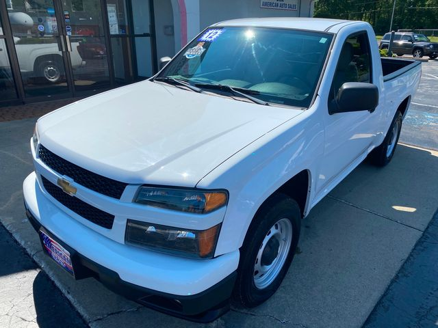 2012 Chevrolet Colorado LT Truck in Fremont, OH 43420