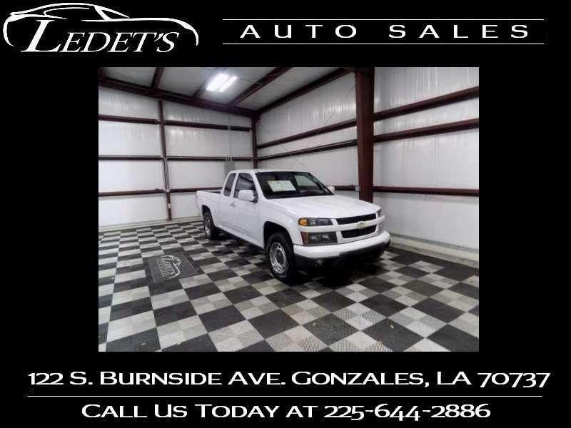 2012 Chevrolet Colorado Work Truck - Ledet's Auto Sales Gonzales_state_zip in Gonzales Louisiana