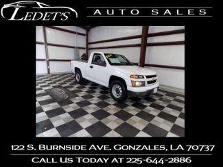 2012 Chevrolet Colorado Work Truck in Gonzales, Louisiana 70737