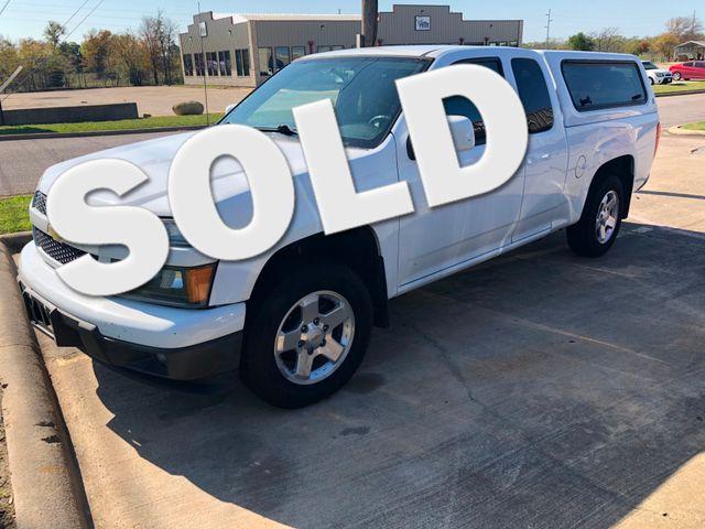 2012 Chevrolet Colorado LT w/1LT | Greenville, TX | Barrow Motors in Greenville TX