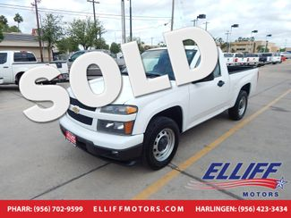 2012 Chevrolet Colorado Work Truck in Harlingen, TX 78550