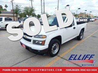 2012 Chevrolet Colorado Work Truck in Harlingen, TX 78550