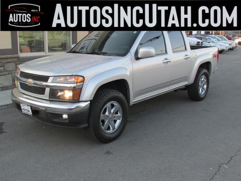 2012 Chevrolet Colorado LT  Crew Cab Z71 in , Utah