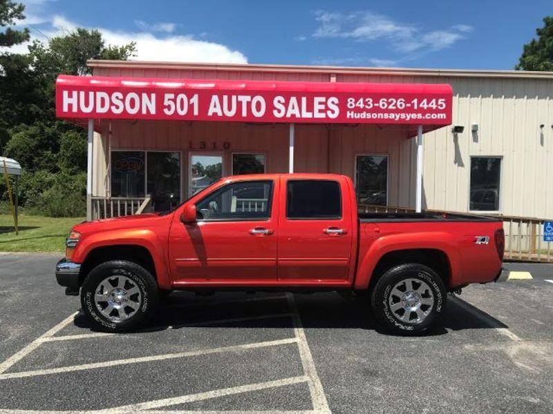 2012 Chevrolet Colorado LT w/2LT | Myrtle Beach, South Carolina | Hudson Auto Sales in Myrtle Beach South Carolina