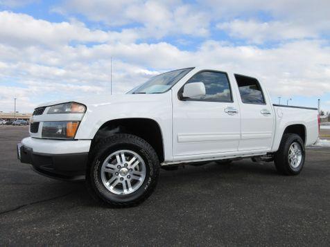 2012 Chevrolet Colorado LT Crew 4X4 in , Colorado