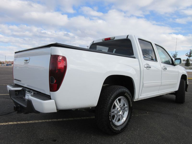 2012 Chevrolet Colorado LT Crew 4X4  Fultons Used Cars Inc  in , Colorado