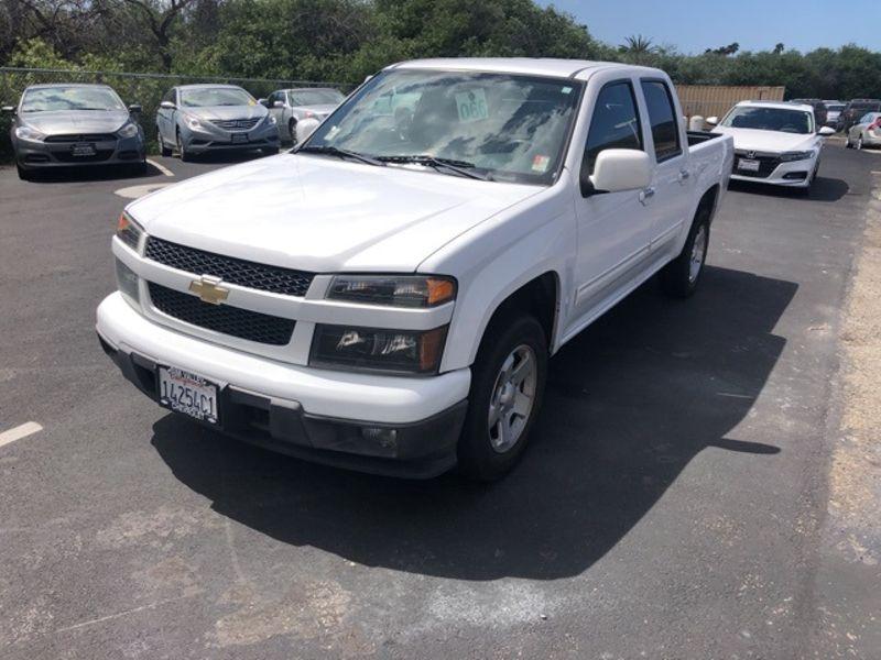 2012 Chevrolet Colorado LT w/1LT | San Luis Obispo, CA | Auto Park Sales & Service in San Luis Obispo CA