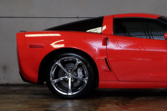 2012 Chevrolet Corvette Z16 Grand Sport Heads & Cam w/ 3LT in Addison, TX 75001