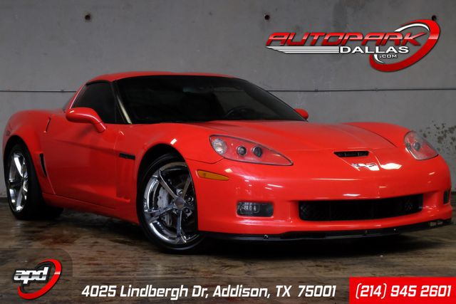 2012 Chevrolet Corvette Z16 Grand Sport Heads & Cam w/ 3LT